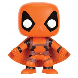 Marvel Comics POP! Vinyl figurine Bobble Head Stingray (Deadpool Rainbow Squad) 9 cm