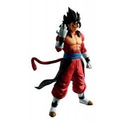 Dragon Ball Heroes statuette PVC Ichibansho Vegito:Xeno (Super Saiyan 4) 25 cm Bandai Pré-commandes