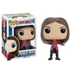 Captain America Civil War POP! Vinyl Bobble Head Scarlet Witch 10 cm Funko Tout L'univers Marvel