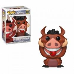 Le Roi lion POP! Disney Vinyl figurine Luau Pumbaa 9 cm