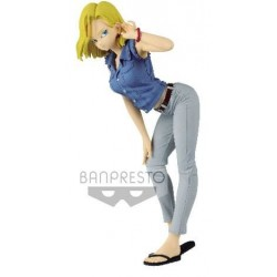 Dragonball statuette PVC Glitter & Glamours Android 18 II Ver. A 23 cm