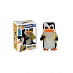 Les Pingouins de Madagascar POP! Vinyl figurine Kowalski 9 cm