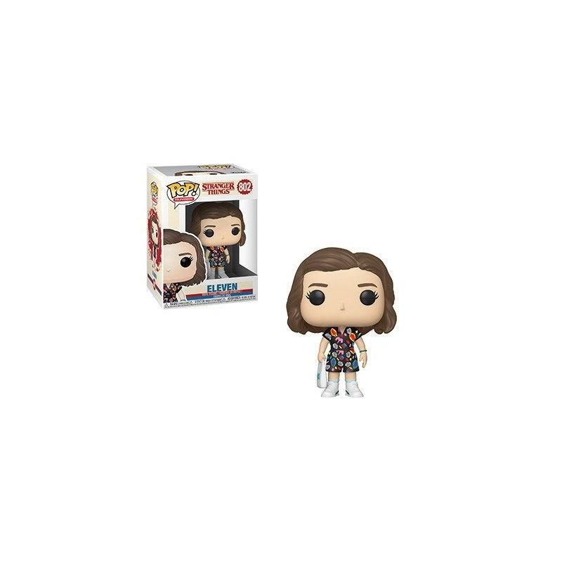 Stranger Things POP! TV Vinyl figurine Eleven (Mall Outfit) 9 cm