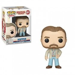 Stranger Things POP! TV Vinyl figurine Hopper (Date Night) 9 cm