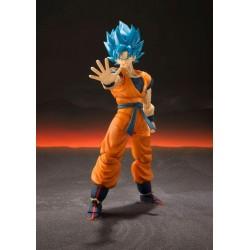 Dragonball Super Broly figurine S.H. Figuarts Super Saiyan God Super Saiyan Goku Super 14 cm