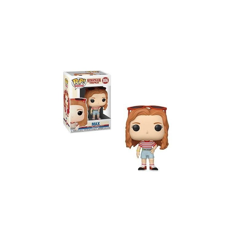 Stranger Things POP! TV Vinyl figurine Max (Mall Outfit) 9 cm