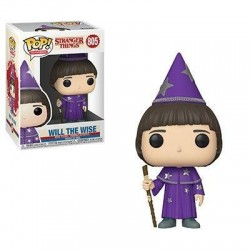 Stranger Things POP! TV Vinyl figurine Will (the Wise) 9 cm