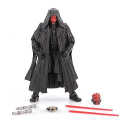 Star Wars Episode I Black Series figurine Darth Maul (Jedi Duel) 20th Anniversary Exclusive 15 cm Hasbro Toutes la gamme Blac...