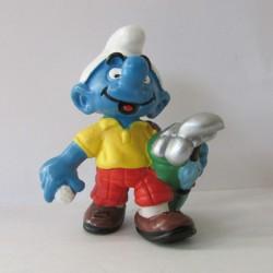 Les Schtroumpfs Figurine Schleich 20460 Golfeur