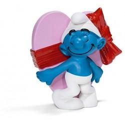 Les Schtroumpfs Figurine Schleich 20747 Saint Valentin