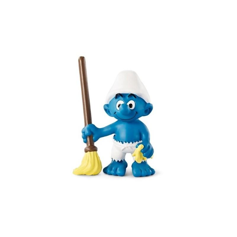Les Schtroumpfs Figurine Schleich 20763 Mousssaillon