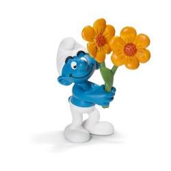 Les Schtroumpfs Figurine Schleich 20748 Remerciement