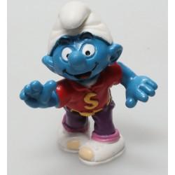 Les Schtroumpfs Figurine Schleich 20444 Disco