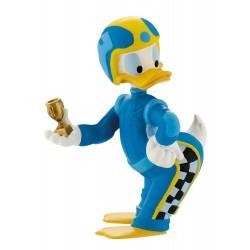 Figurine Disney Bullyland 15464 Donald Pilote De Course