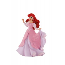 Figurine Disney Bullyland 12312 Ariel Robe De Soirée