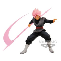 Dragonball Super statuette PVC BWFC Super Saiyan Rose Goku Black Ver. A 14 cm
