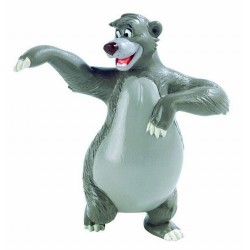 Figurine Disney Bullyland 12381 Baloo