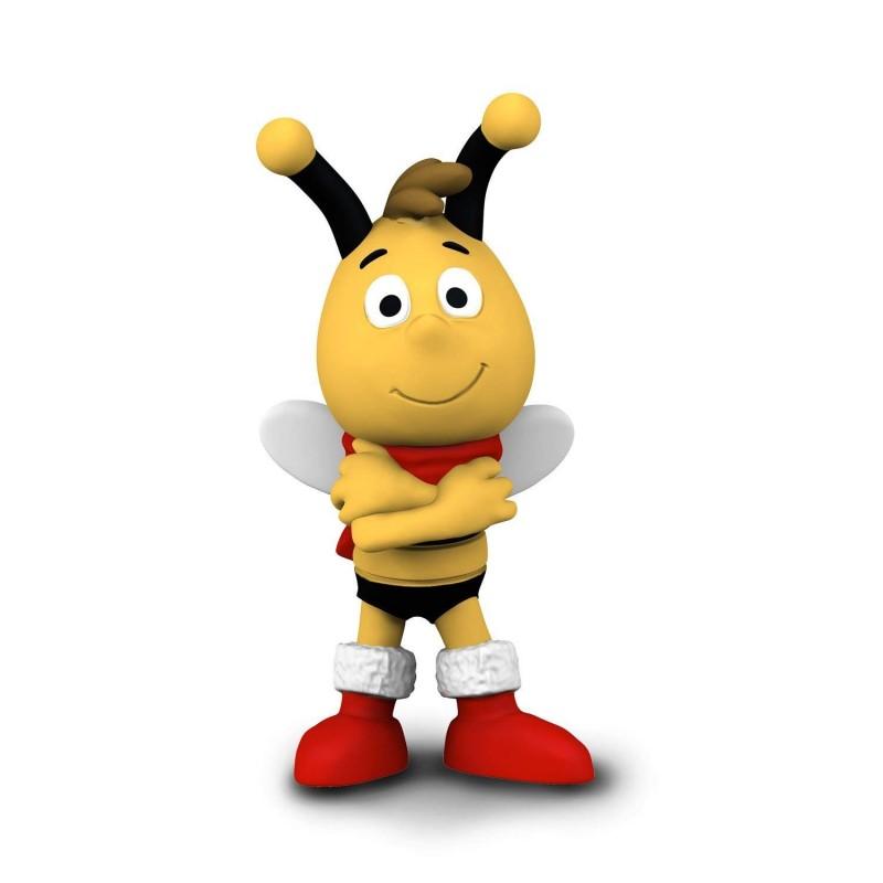 Figurine Schleich Maya L'abeille 27009 Willy & Echarpe