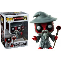 Deadpool Playtime POP! Marvel Vinyl figurine Wizard Deadpool 9 cm Funko Tout L'univers Marvel