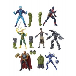 Marvel Legends Series Avengers 2019 Wave 2 assortiment figurines 15 cm