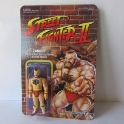 Figurine Street Fighter Reaction Zangief