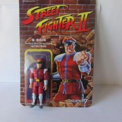 Figurine Street Fighter Reaction M. Bison