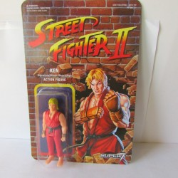 Figurine Street Fighter Reaction Ken
