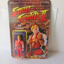 Figurine Street Fighter Reaction Ken