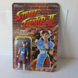 Figurine Street Fighter Reaction Chun-Li