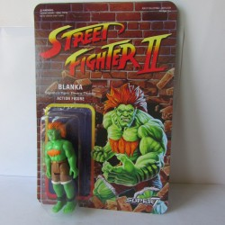 Figurine Street Fighter Reaction Blanka