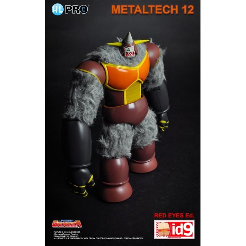 Goldorak King Gori Red Eyes Metaltech 12