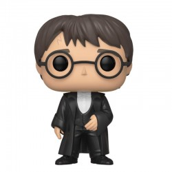 Harry Potter POP! Movies Vinyl figurine Harry Potter (Yule) 9 cm Funko Harry Potter