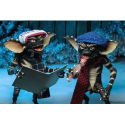 Gremlins pack 2 figurines Christmas Carol Winter Scene Set 1 15 cm