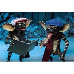 Gremlins pack 2 figurines Christmas Carol Winter Scene Set 1 15 cm