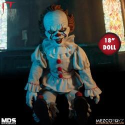 « Il » est revenu 2017 poupée MDS Roto Pennywise 46 cm