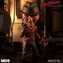 Nightmare On Elm Street 3 figurine MDS Series Freddy Krueger 15 cm