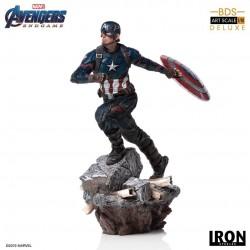 Avengers : Endgame statuette Deluxe BDS Art Scale 1/10 Captain America 21 cm