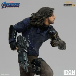 Avengers : Endgame statuette BDS Art Scale 1/10 Winter Soldier 21 cm
