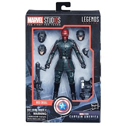 Captain America : Le Premier Vengeur Marvel Legends Series figurine Red Skull 15 cm
