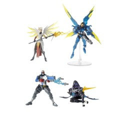 Overwatch Ultimates 2019 Wave 1 assortiment packs 2 figurines 15 cm