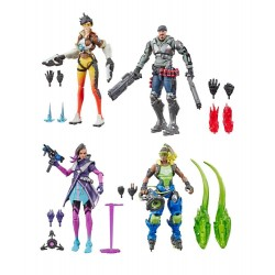 Overwatch Ultimates Core 2019 Wave 1 assortiment figurines 15 cm