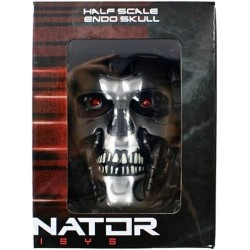 Terminator Genesys Buste Half Scale Endo Skull 10 cm