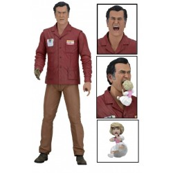 Figurine Ash Vs Evil Dead Neca Ash Williams Value Stop 18 cm