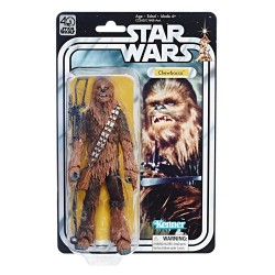Star Wars Black Series 40th  Chewbacca