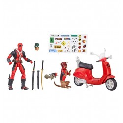 Marvel Legends Series 2019 Deadpool & Son Scooter
