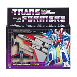 Transformers figurine Vintage G1 Starscream 14 cm