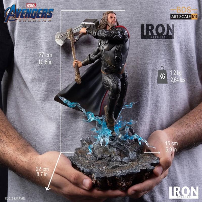 Avengers : Endgame statuette BDS Art Scale 1/10 Thor 27 cm