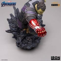 Avengers : Endgame statuette BDS Art Scale 1/10 Hulk Deluxe Ver. 22 cm