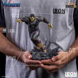 Avengers : Endgame statuette BDS Art Scale 1/10 Hulk 22 cm