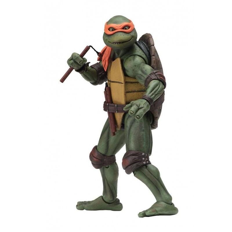 Les Tortues ninja figurine Michelangelo 18 cm Neca Les Tortues Ninja